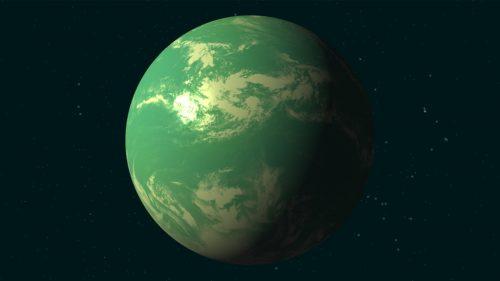 Astronomové poprvé spolehlivě zaznamenali disk hmoty umožňující vznik měsíců kolem extrasolární planety