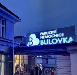 Fakultní nemocnice Bulovka oslavila 90 let