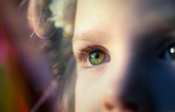 Úrazy očí u dětí