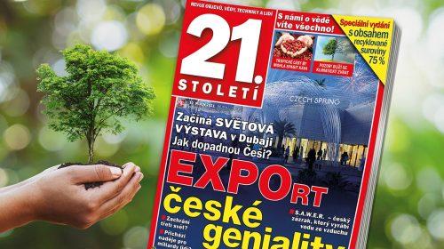 Magazín 21.století skládá poctu Mezinárodnímu dni ochrany ozónové vrstvy