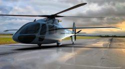 První vodíkový vrtulník dostává obrysy