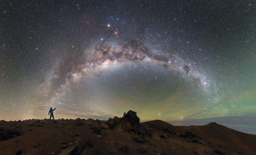 Astrofotograf Petr Horálek: V Evropě zmizelo hvězdné nebe…