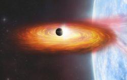 Astronomové zřejmě objevili první exoplanetu mimo naší galaxii