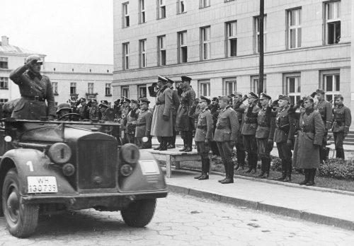 Brest-Litovsk, 1939