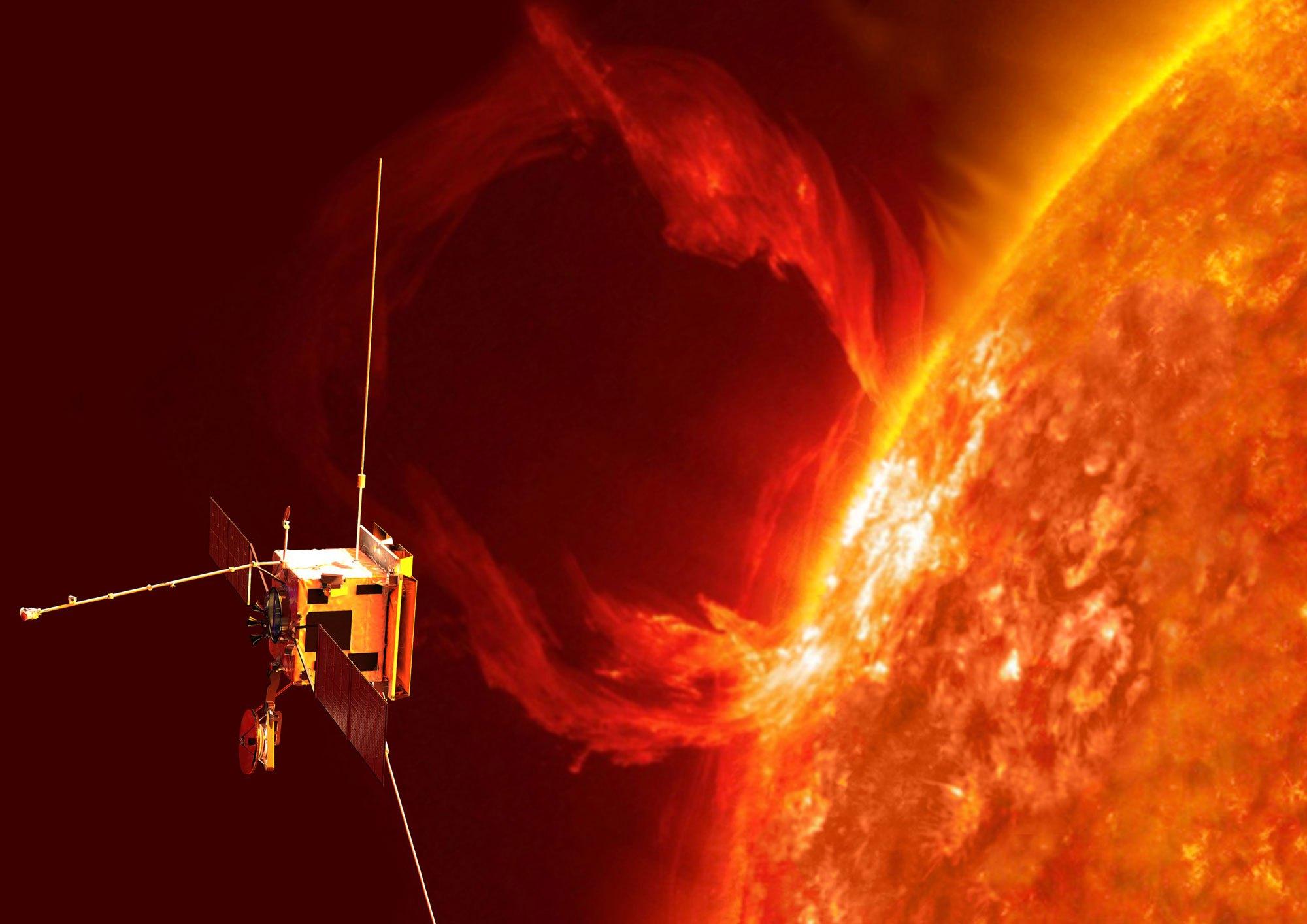 4.Sonda Solar Orbiter ponese na své palubě na cestě ke Slunci celkem 11 vědeckých přístrojů, 3 z nich jsou české výroby
