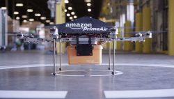 Amazon získal patent na megadron