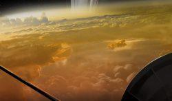 Další překvapení, které pro sondu Cassini připravil Saturn