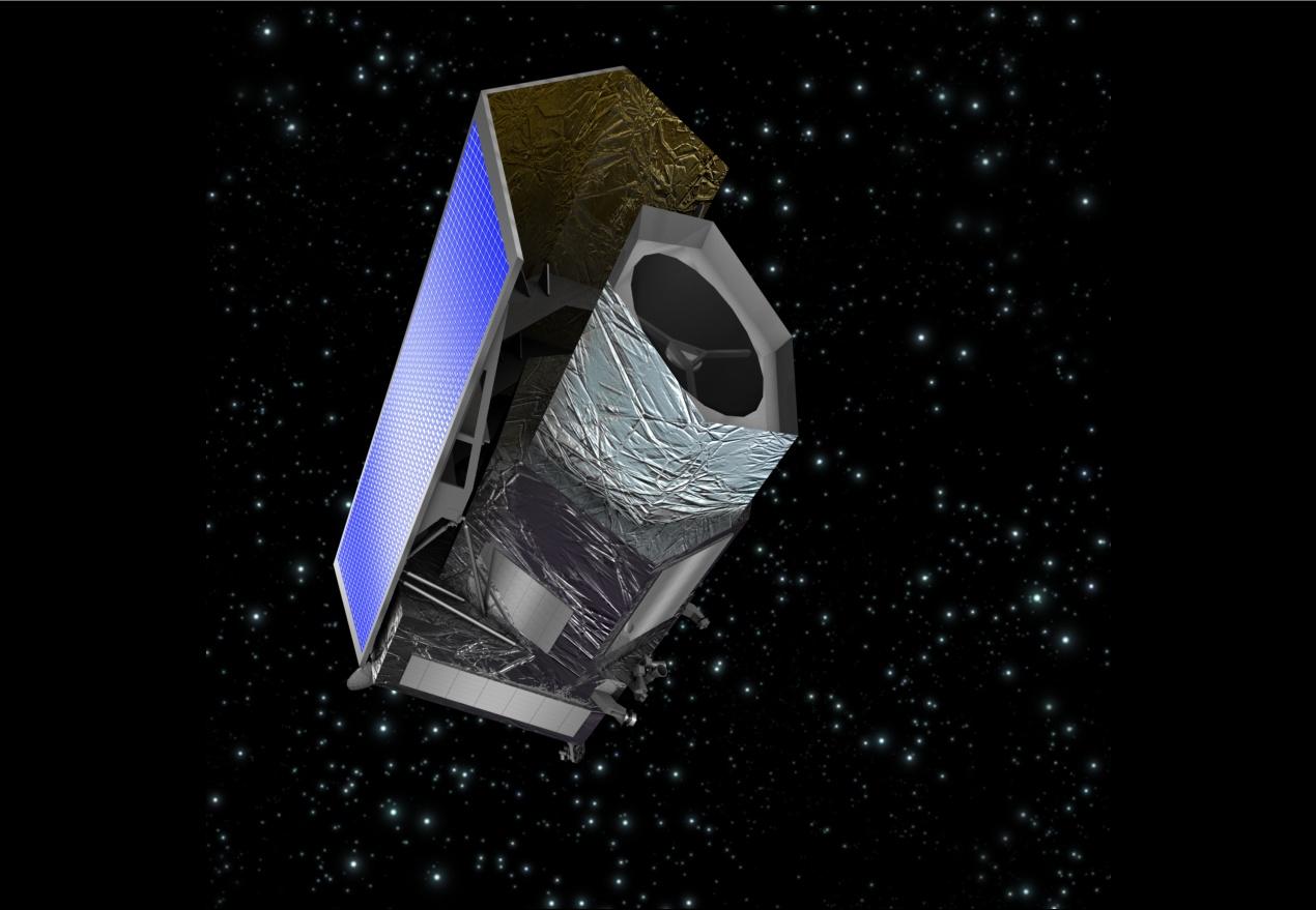 Sonda Euclid má za úkol zmapovat geometrii temného vesmíru