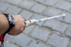 Pokročilý navigační systém pro nevidomé vyvinuli vědci z ČVUT
