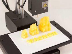 3D tisk zvládne už i žvýkačky