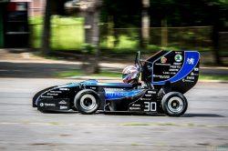 Závodní formule studentů ČVUT se představí v dejvickém kampusu