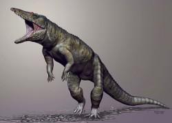 Pravěký krokodýl terorizoval Severní Ameriku