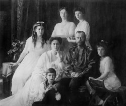 Odhalení brutální vraždy carské rodiny