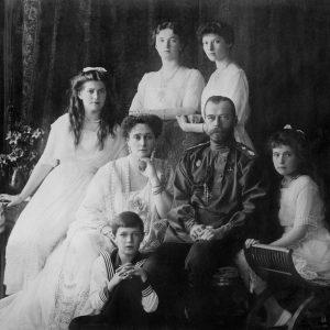 Carská-rodina