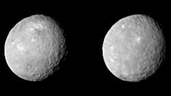 Nové snímky planetky Ceres přinesly záhadu