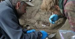 Nalezeny nejstarší lidské ostatky na severu Ameriky