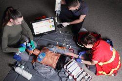 Čeští vědci vyvinuli software umožňující nasimulovat resuscitaci