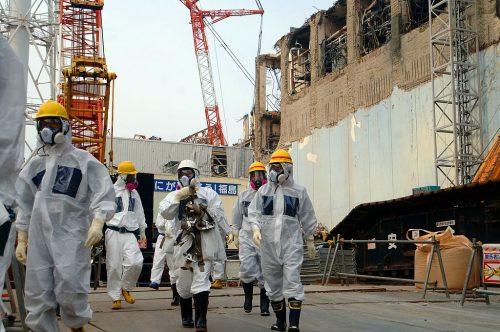Roztavené palivo ve Fukušimě?