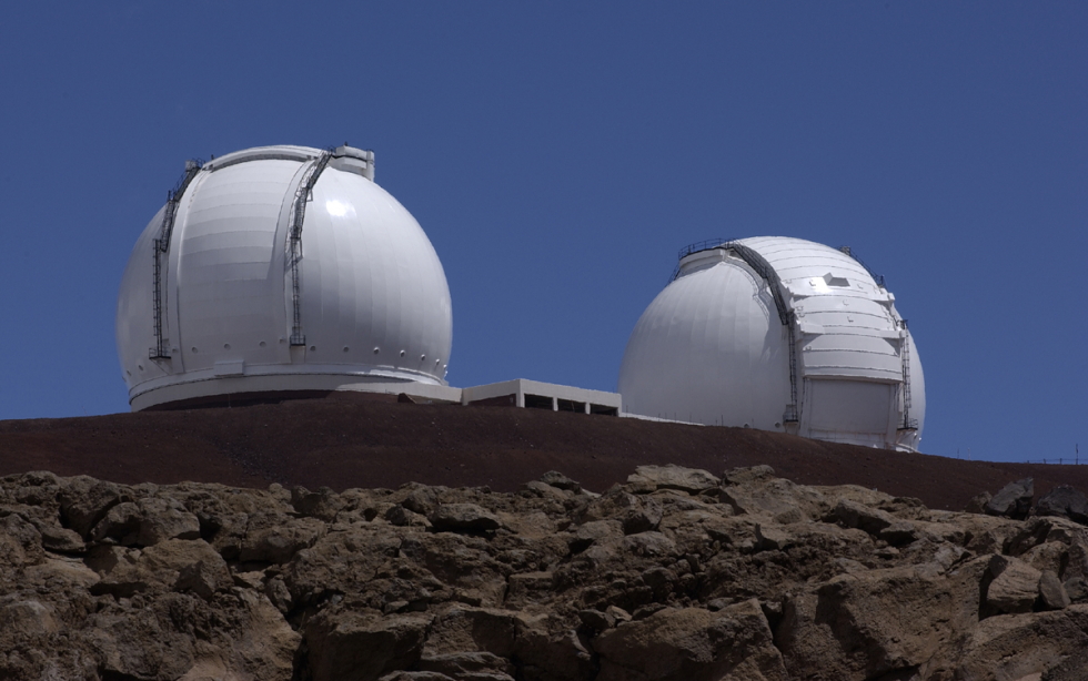 Keckova observatoř