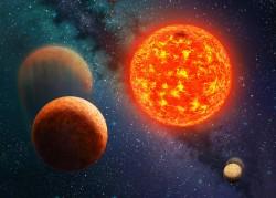 Astronomové poprvé zvážili malou exoplanetu