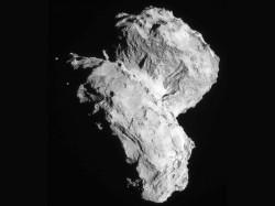 Na kometě 67P/Čurjumov-Gerasimenko byl objeven kyslík