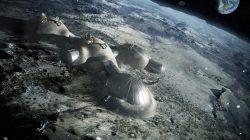 Krok ke stálé základně na Měsíci: cihly z měsíčního prachu