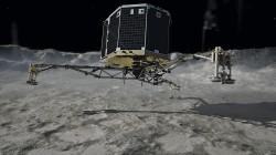 Sonda Philae opět v provozu!