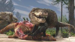 Tyrannosaurus Rex nebyl jediný zabiják s ohromnými zuby