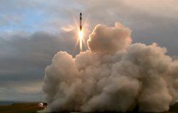 Rocket Lab začala dobývat vesmír