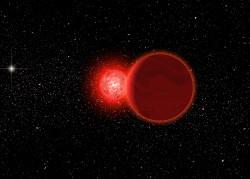 Sluneční soustavou proletěla před 70 000 lety cizí hvězda