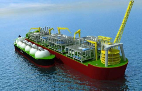 Loď za půl bilionu korun