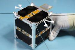Slovenská kosmická sonda se porouchala