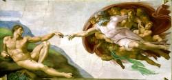 Michelangelo používal matematiku