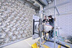 Největší simulátor Slunce dosáhne teploty až 3000 °C