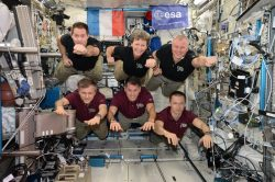 ISS hlásí nový rekord