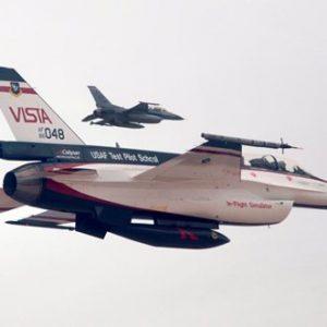 USAF_unmanned_teaming_test