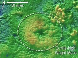 New Horizons objevila zřejmě na Plutu sopky