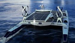 Energy Observer vyrazila na šestiletou plavbu kolem světa