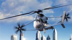 Okřídlená helikoptéra bude uhánět rychlostí 400 km/h