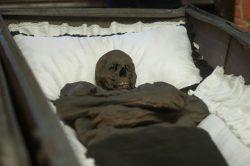 Vědci zkoumají mumii legendárního barona Trencka