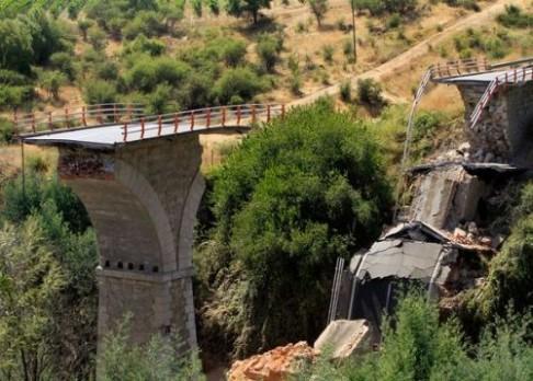 Most, který se sám opraví