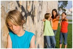 Šikana vdětství může ovlivnit celý život