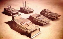 Budoucnost izraelských obrněných jednotek