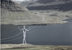 Na Islandu vyrostou oceloví obři