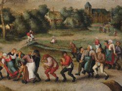 Záhada tanečního moru