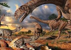 Dinosauři vymírali již před dopadem meteoritu