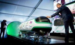 Rychlostí 1126 km/h z Amsterdamu do Paříže?