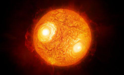 Dosud nejdetailnější pohled na cizí hvězdu