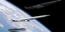 Nový raketový motor umožní létat rychlostí 5 Mach