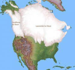 Amerika byla osídlena podél pobřeží